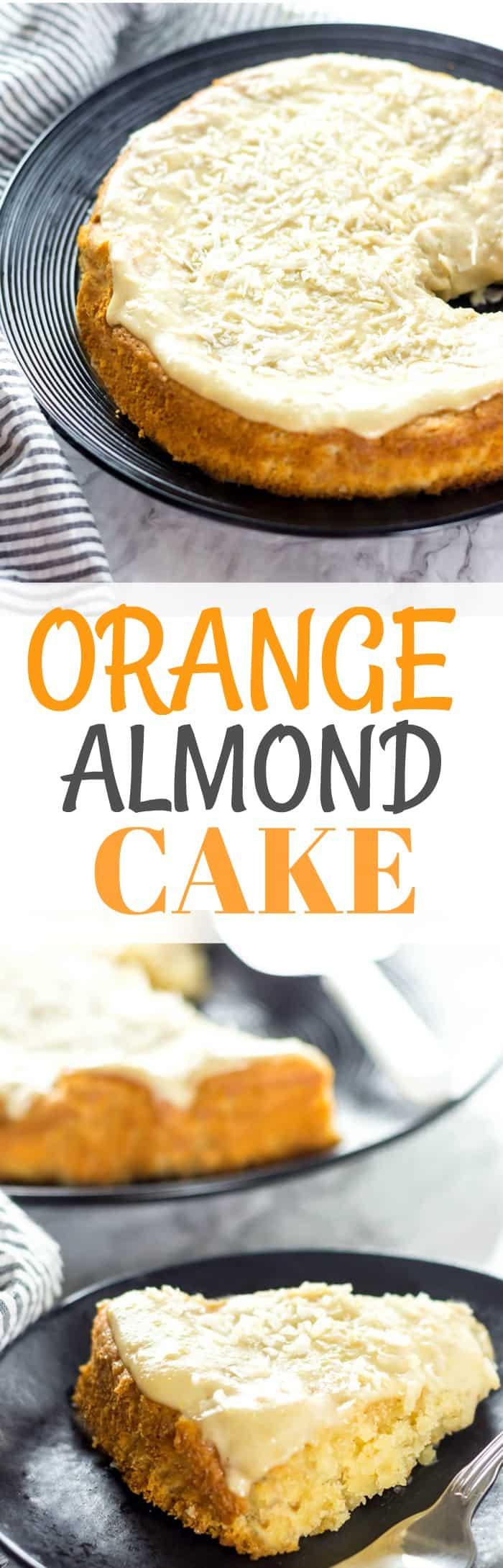 Orange Almond Cake Pin