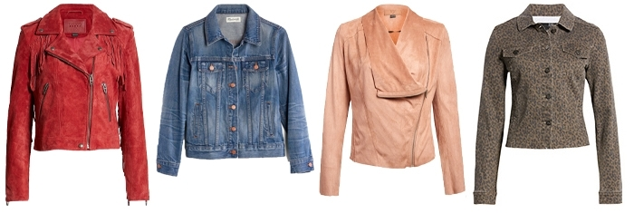 Jackets to wear with capris | 40plusstyle.com
