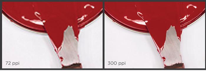 Image res comparison