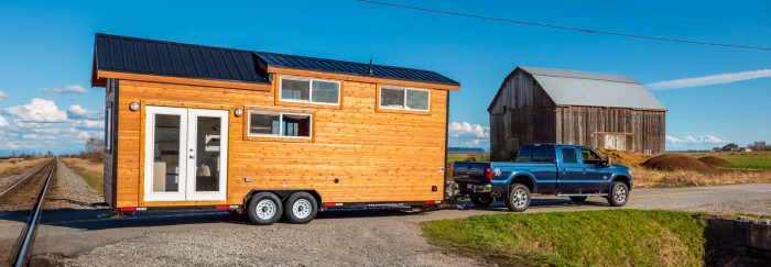 TINY HOUSE LIVING ON WHEELS MOVEMENT