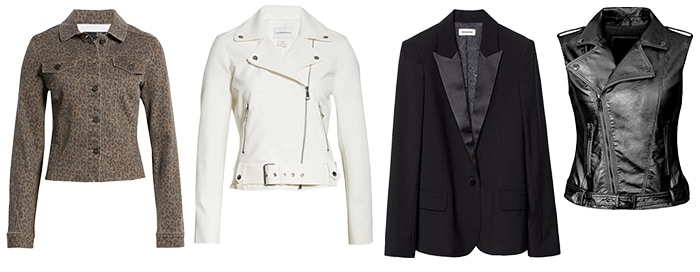 jackets and coats for the rock style personality | 40plusstyle.com