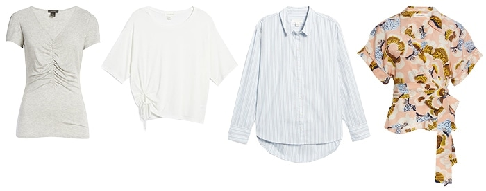 Tops to wear to a picnic | 40plusstyle.com