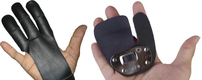 Glove and Tab (Finger Guard)
