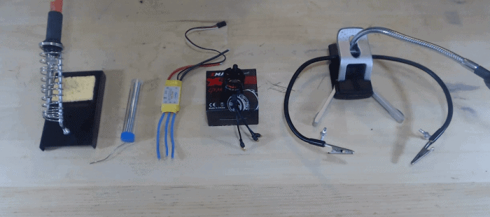 Tools for Drone Building