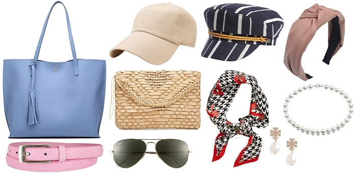 accessories to use with your preppy clothes | 40plusstyle.com