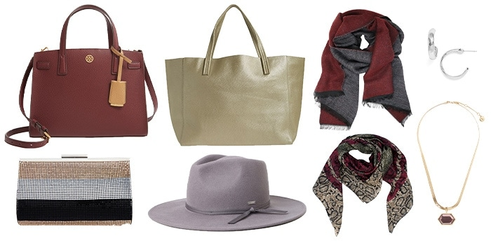 capsule wardrobe accessories | 40plusstyle.com