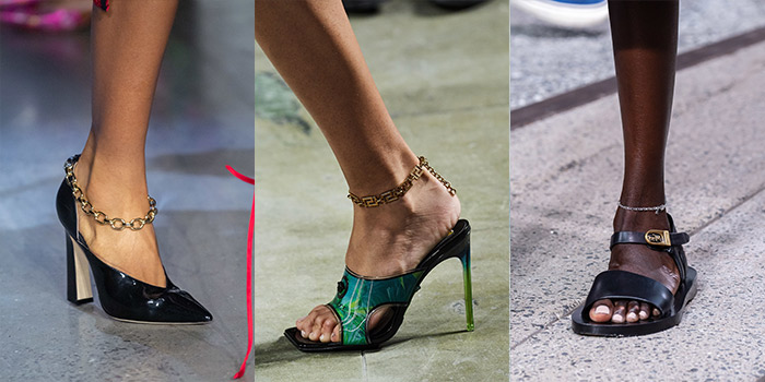 anklets for women over 40 | 40plusstyle.com