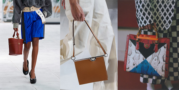 Handbag trends 2021 - square bags | 40plusstyle.com