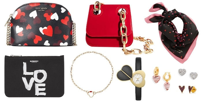 Accessories for Valentine's | 40plusstyle.com