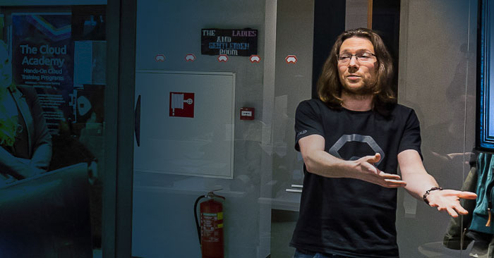 Wouter de Geus - Cloud engineer at Binx