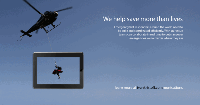 We help save more than lives