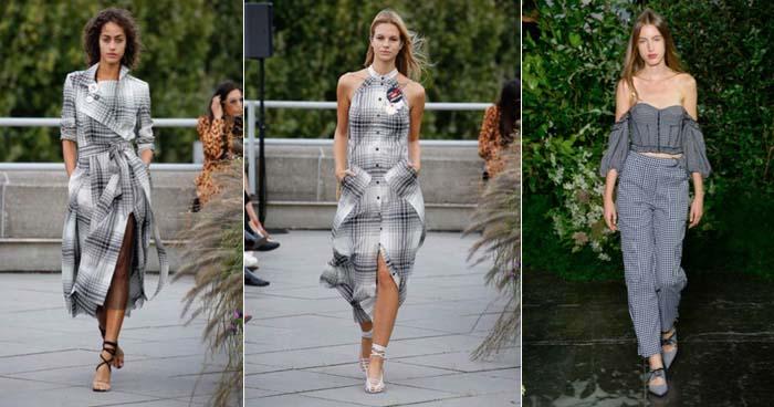 Fashion trends 2019: plaid and checks | 40plusstyle.com