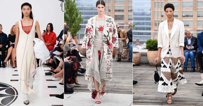 Fashion trends 2019: crochet | 40plusstyle.com