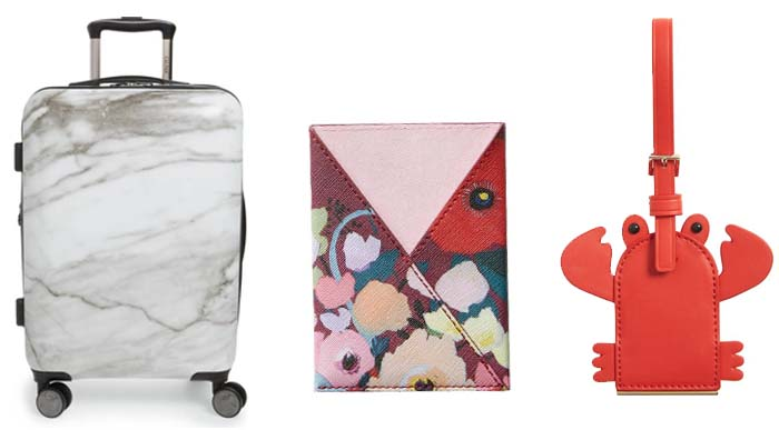 Luggage essentials for women over 40 | 40plusstyle.com