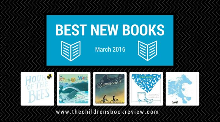 Best New Kids Books March 2016
