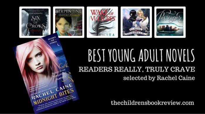 Best Young Adult Books with Rachel Caine, Author of Midnight Bites