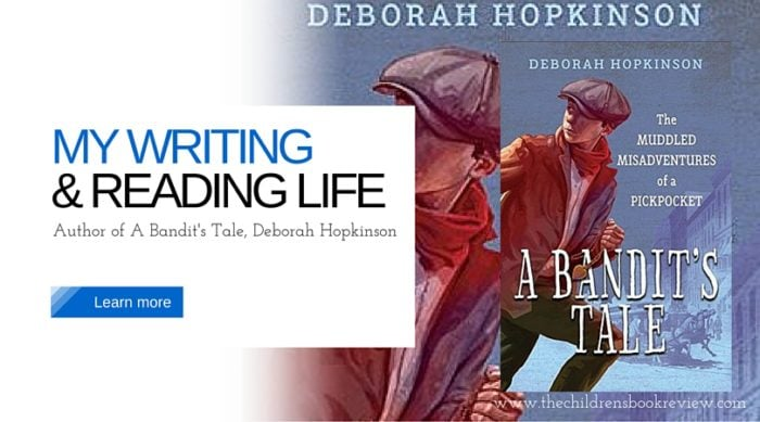 My Writing and Reading Life- Deborah Hopkinson