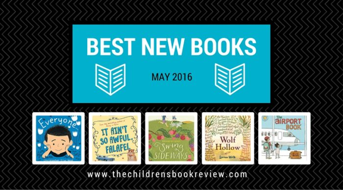 Best New Kids Books | May 2016