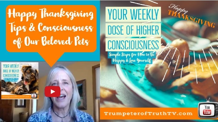 Happy Thanksgiving Consciousness Tips for a Happy & Meaningful Thanksgiving Celebration