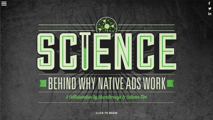 The Science Behind Why Native Ads Work