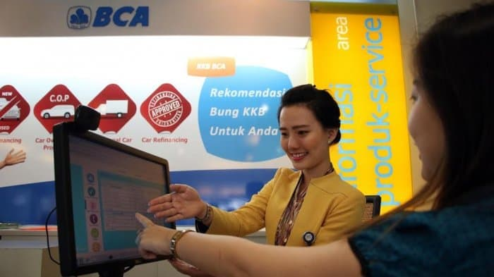 customer service BCA