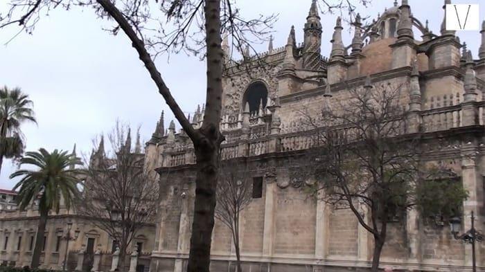 sevilha capital da andaluzia