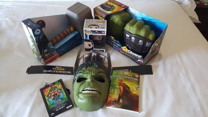 Thor Must Have Products