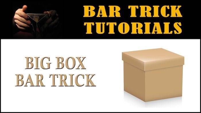 big box bar trick
