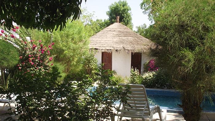 hôtel au Sénégal