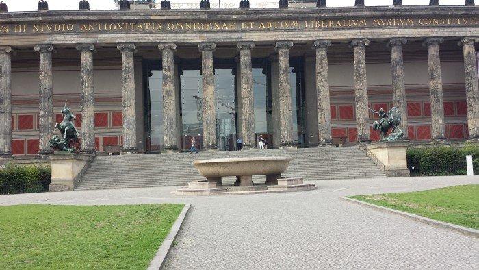 Ilha dos museus - Berlim