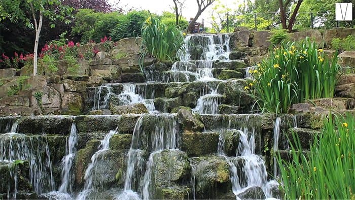 cachoeira regent's park