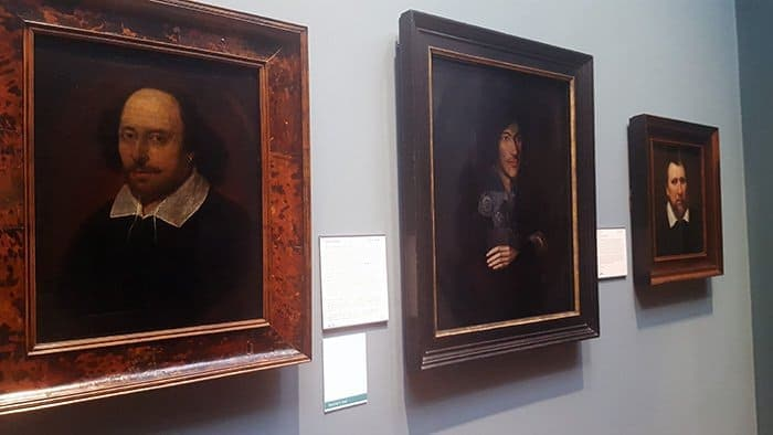 quadros da national portrait gallery