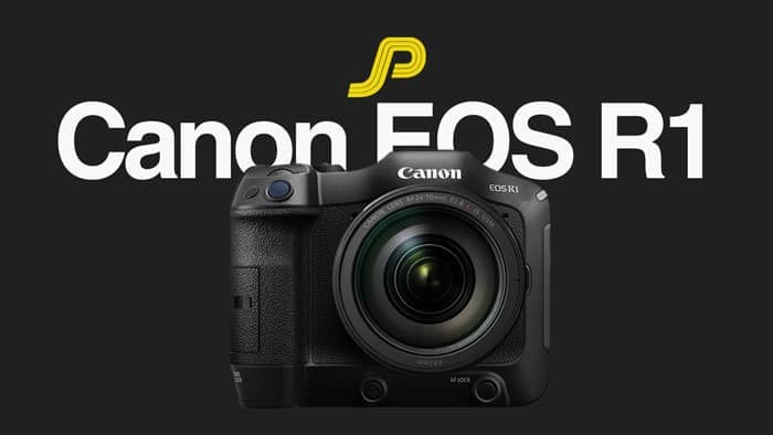 Canon R1 specifications