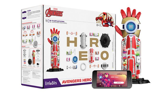 littleBits Avengers Hero Inventor Kit Review: The Stuff Heros are made of