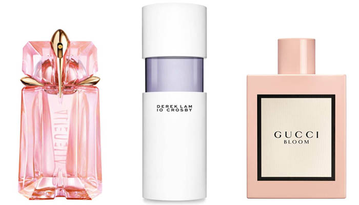 Top floral scents and fragrance for women over 40 | 40plusstyle.com