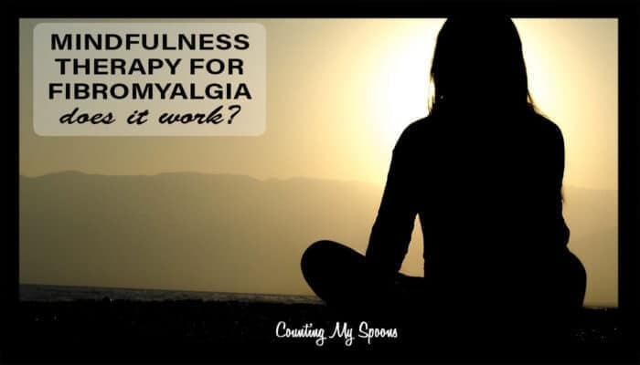 Mindfulness based therapy for fibromyalgia, CFS, and IBS - does it work?
