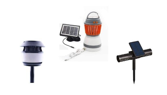 Solar Powered Bug Zapper Reviews