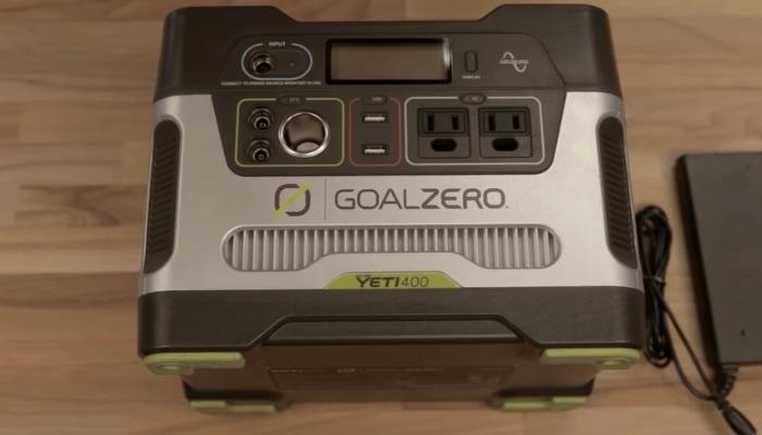 Review of Goal Zero Yeti 400