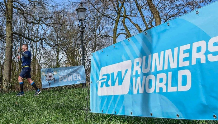 Runnersworld Amersfoort City Trail mede mogelijk gemaakt door PrintMeister.nl