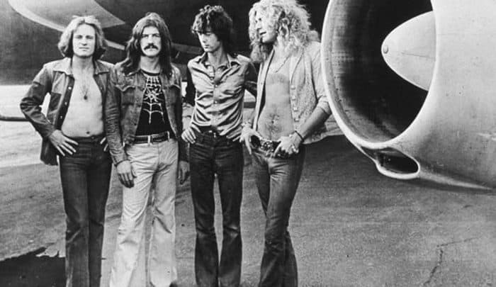 Courthouses of the Holy: Everything You Need to Know About the Led Zeppelin 'Stairway to Heaven' Trial - @UltimateClassicRock Artes & contextos Led Zeppelin II