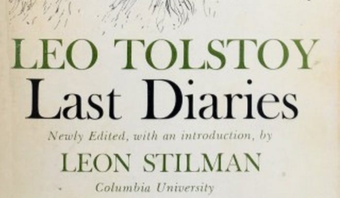 The Demands of Reason and Love: Leo Tolstoy on Human Nature - @brainpickings Artes & contextos Leo Tolstoy Last Diaries