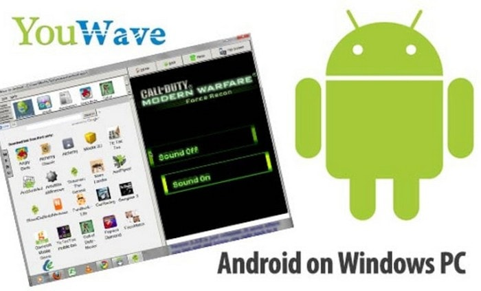 YouWave for Android еще один эмулятор