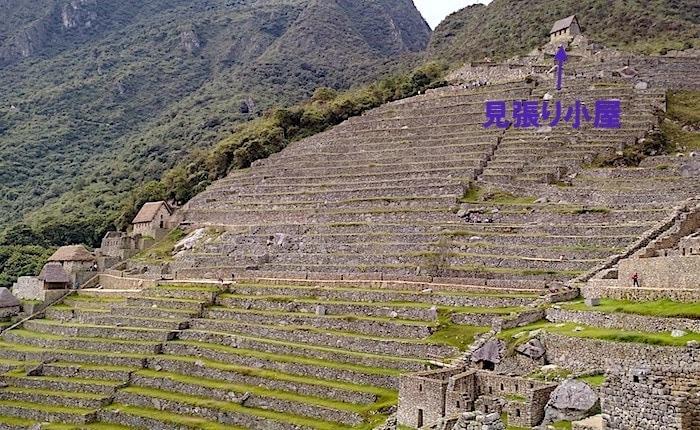 マチュピチュの階段