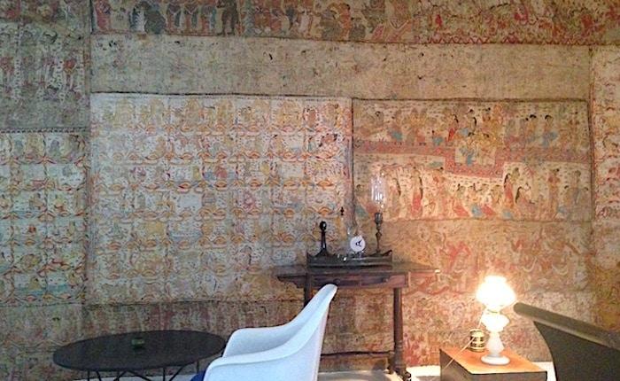 バワの事務所兼自宅画像