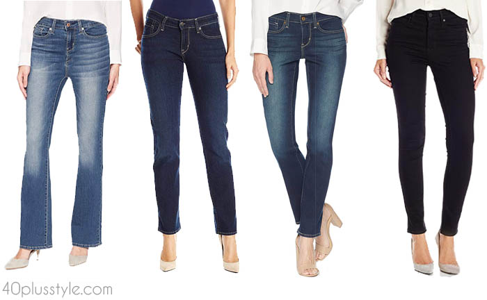 Levis jeans - Amazon fashion for you! | 40plusstyle.com
