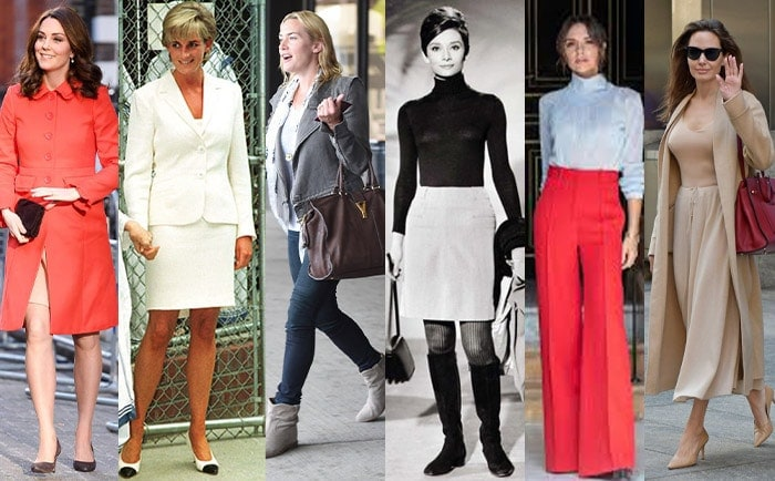 Celebrities with classic style personality | 40plusstyle.com