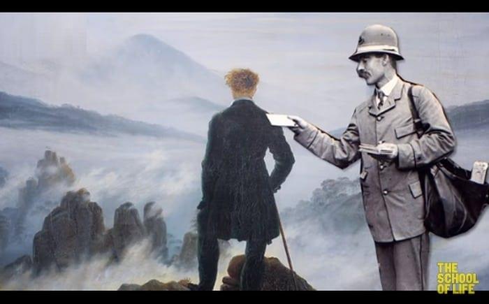 Fyodor Dostoyevsky 's Life & Literature Introduced in a Monty Python-Style Animation - @Open Culture Artes & contextos Dostoyevsky 1