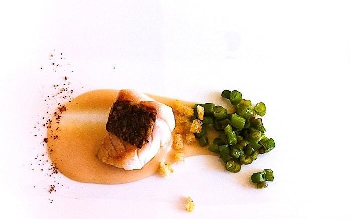 サラチーノの鯛の香草焼き画像