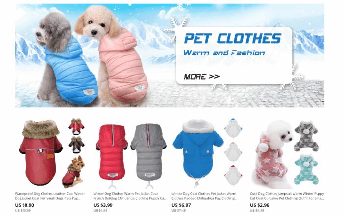 best pet supplies store aliexpress