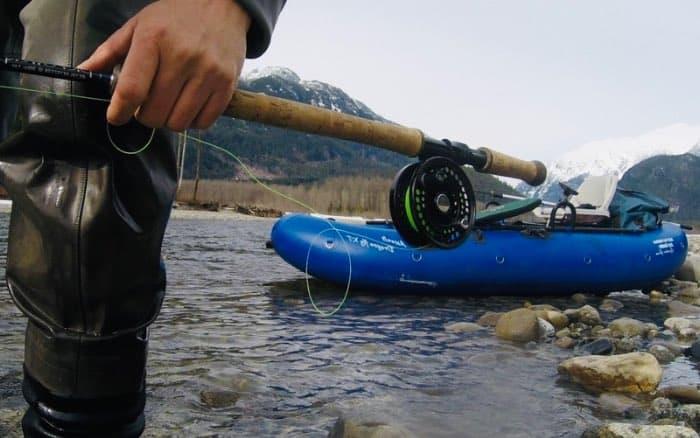 Squamish River fishing report